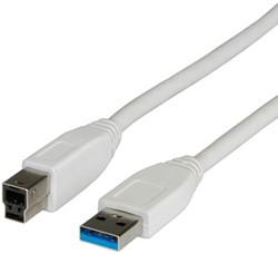 Kabel USB 3.0 A-B  1,8 meter