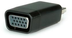Adapter HDMI male naar VGA female (zonder geluid)