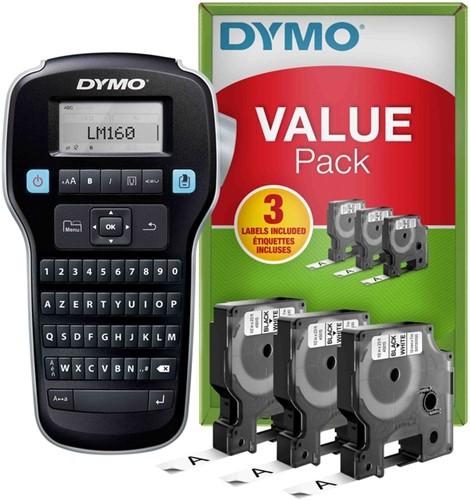 Labelprinter bundel Dymo labelmanager LM160 azerty