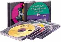CD-doosjes Walvis JC pk/5