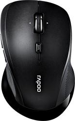 Muis Rapoo 3910 zwart optical draadloos