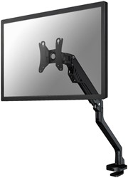 "Monitorarm Newstar D750 10-32"" zwart"