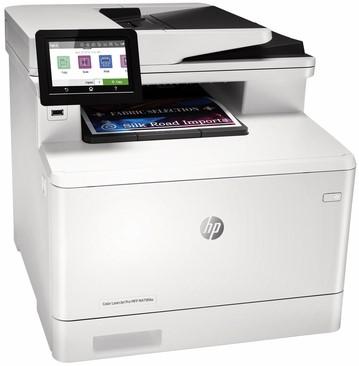 Multifunctional HP Laserjet Pro M479FDW