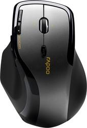 Muis Rapoo 7600 plus zwart optisch draadloos