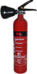Brandblusser CO2 2kg