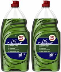 Handafwasmiddel Dreft Professional 2x1 liter