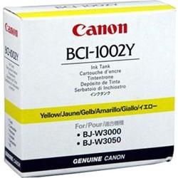 Inktcartridge Canon BCI-1002Y geel