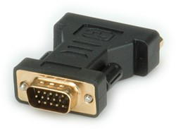 Adapter DVI-I female naar VGA male