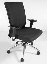 Bureaustoel model DEKAS 905, incl. 3D-armleggers/zitdiepteverstelling