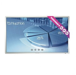 "Touchscreen Focus-Touch P10 82"" LED monitor"