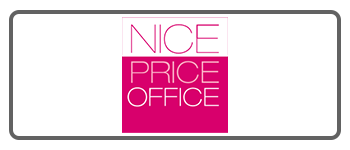 Slider kantoormeubelen - Nice Price Office