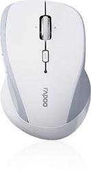 Muis Rapoo 3900P wit laser draadloos
