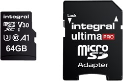 Integral geheugenkaart Micro SDHC V30