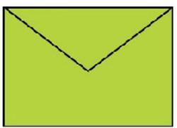 Enveloppen C6 114x162mm gekleurd