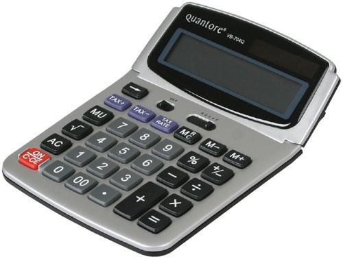 Rekenmachine Quantore VB704Q bureaurekenmachine