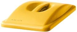 Deksel Slim Jim geel