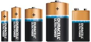 <h1>Batterijen</h1>