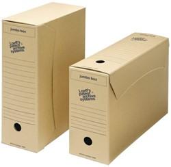 Archiefdoos Loeff 3007 370x255x115mm Jumbo box