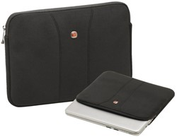 Laptopsleeve Wenger Legacy 15.6 inch zwart