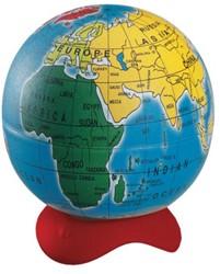 Puntenslijper Maped Globe 1gaats in display 16stuks ass.