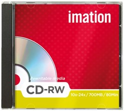 Imation ReWritable cd