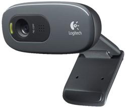 Webcam Logitech C270 HD 720P zwart