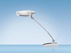 Bureaulamp Hansa Arcostar zilver, PL 11W