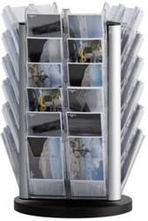 Folderhouder Durable combibox 1/3 A4 XL 36 houders