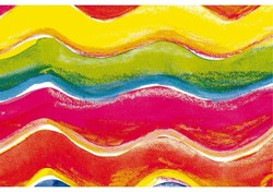 Apparaatrol Haza colours 250m x 50cm