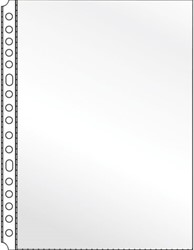 Showtassen A5 17r. 0.08mm pp pk/10