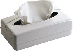 Dispenser Primesource facial tissue wit 60275