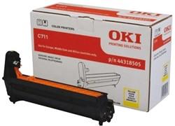 Drum Oki 44318505 C711 geel