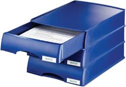 Brievenbakje Leitz 5210 met lade blauw