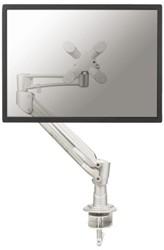 Flatscreenarm Newstar D940 zilver