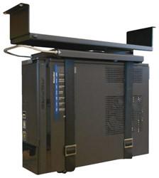 CPU-houder Newstar D050 zwart