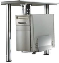 CPU-houder Newstar D200 zilver