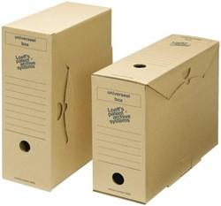 Archiefdoos Loeff 3020 340x250x120mm Universeel box