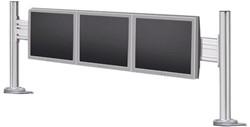 Toolbar Newstar DTB100 10-24' klem zilver