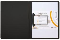 Jalema clipmap Avanti A4 zwart