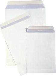 Hermes akte-enveloppen zelfklevend met stripsluiting
