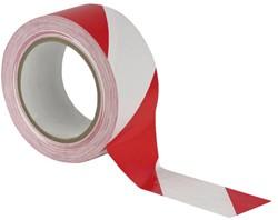 Signalisatielint 250 meter rood/wit