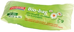 Afvalzakken Bio 44X56cm 18 Micron 20 ltr ds/30pak à 10 stuks