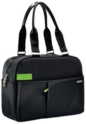 """Notebooktas shopper Leitz Smart Traveller 13,3"""" zwart"""
