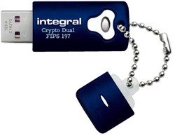 USB-Stick 2.0 Integral FD Crypto Dual 197 16 GB