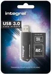 Integral kaartlezer USB 3.0
