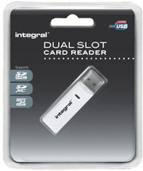Integral kaartlezer USB 2.0