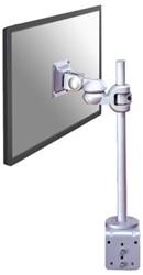 "LCD monitorarm Newstar D910 10-26"" klem zilver"