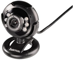 Webcam Hama AC-150 zwart