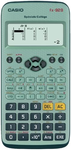 Rekenmachine Casio FX-92B college II