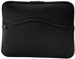 "Sleeve Hama notebook 13.3"" zwart"